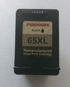Freedomink Pre Owned used empty HP 65XL Computer Ink Cartridge to be refilled