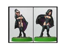 Miniaturas Hembra Wicked Elf espías X 2