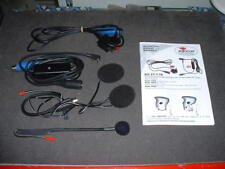 Autocom Kit 21-7-TK, Kenwood Bike-to-Bike PTT System, Motorcycle Communications
