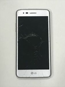 LG Aristo 3+ LMX220MB - 32GB - Black (T-Mobile) For Parts Only