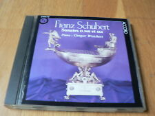 Gregor Weichert - Schubert : Complete Piano Sonatas vol. 6 D.960, 664 CD Accord