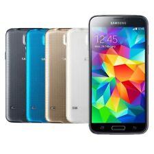 Samsung Galaxy S5 Schwarz Weiß Gold Blau G900F Android Handy ohne Vertrag