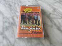 Los Joao Origenes Cassette Tape SEALED! ORIGINAL Hecho En Mexico Balboa NEW!