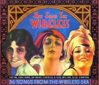 Hits From The Wireless - Various Artists     *** BRAND NEW 2CD SET ***