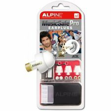 Alpine MusicSafe Pro-Protezione dell'udito Tappi per le orecchie-Bianco