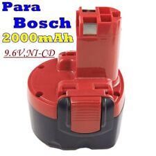 2000mAh Batería Para Bosch 23609 32609 32609-RT 2 607 001 380 2 607 335 260 Es
