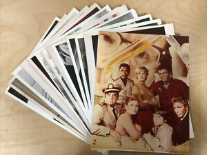 Lot of 31 Various Lost in Space Production Photos (1960s) - Set 2