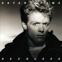 Bryan Adams - Reckless [New Vinyl] Bonus Tracks, Rmst, Anniversary Edition