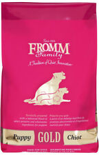BRAND NEW FRESH Fromm Puppy Gold Dry Dog Food, 5-Pound Bag LIMITED PRICE!