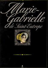 BD adultes Marquis (Le) Marie-Gabrielle de Saint-Eutrope