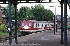 NR (Northern Ireland) Lisburn Rail Photo B