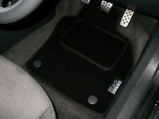Black Edition Car Mats To Fit Audi A6 C7 S-Line (2011 on) + Logos