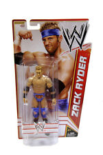 Mattel WWE Basic Series 22 Zack Ryder (#60) Wrestling Action Figure