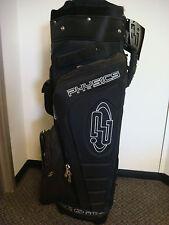 NEW Physics Black Neutron Cart Golf Club Bag (Rd313)