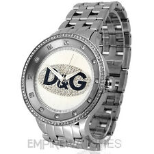 *NEW* DOLCE & GABBANA MENS D&G PRIME TIME WATCH - DW0131 - RRP £200