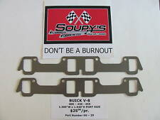 Buick V-8 Exhaust Gaskets (400-430-455)
