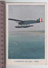 Cartolina Militare - Caproni 111 Idro - 4799