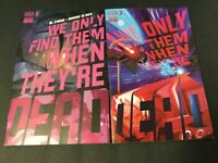 We Only Find Them When They're Dead #2 & #3 Cover A