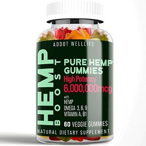 Natural gummies-Vegan, Natural, Pure- sleep, anxiety, pain, relaxation exp 01/23