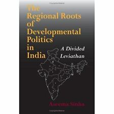 The Regional Roots of Developmental Politics in India: A D (UK IMPORT)  BOOK NEW