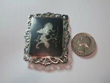Siam Silver Brooch / Pin