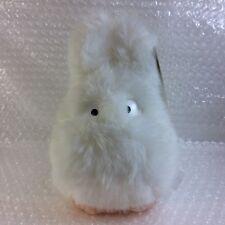 My Neighbor Totoro Small Totoro 19cm Tall White Soft Toy Studio Ghibli