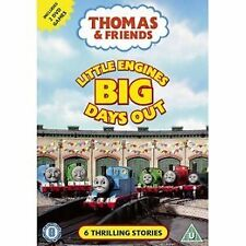 Thomas The Tank Engine And Friends Little Engines Big Day Out [DVD]