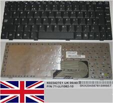Tastiera Qwerty REGNO UNITO AVERATEC 4000 4200 K022427E1 71-UJ1082-10