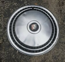 """(1) OEM 1980-86 Buick Estate Wagon Electra Lesabre 15"""" Deluxe Hubcap Wheel Cover"""