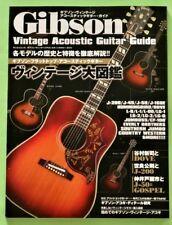 Gibson Vintage Acoustic Guitar Guide J-200,J-45,HUMMINGBIRD,DOVE,JUMBO55,CF-100