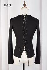 Cotton Blend Boat Neck Tops & Shirts Size Plus for Women