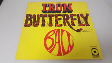 "IRON BUTTERFLY ""BALL"" ORIG US 1969 EX/EX"