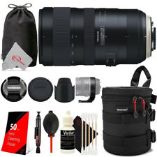 Tamron SP 70-200mm f/2.8 Di VC USD G2 Lens for Nikon Accessory Kit