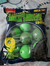 NECA Teenage Mutant Ninja Turtles Toy Capsule Collectibles TMNT (9 Per Bag)