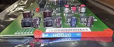 CARD AXON  HDB20 is an HD SDI and SD SDI digital audio de-embedder.