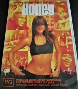 Honey - DVD - Region 4