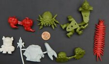 vintage Japanese Densetsu VILLGUST keshi lot fantasy monster anime snes toys rpg