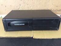 1997 Land Range Rover P38 6 disc CD Changer PU-2050A OEM PRC9033 Clarion Co Ltd.