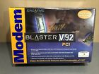 NEW SEALED, 2003 Creative Labs Modem Blaster V.92 Internal Modem Card
