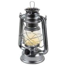 "Supa Hanging Hurricane Lantern Light LED 10"" Outdoor Garden Patio Camping Lamp"