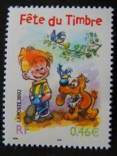 FRANCE 2002 FETE DU TIMBRE  N°3467a  NEUF** SANS CHARNIERE