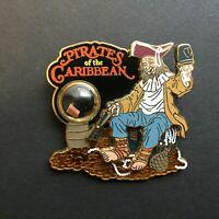 WDW - Piece of Disney History III - Pirates of the Caribbean Disney Pin 61217