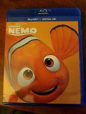 New listing Disney/Pixar's Finding Nemo (Blu-ray Disc, 2016, 2-Disc Set) No Digital Code