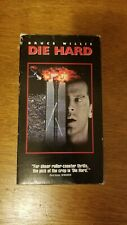 Die Hard (Vhs, 1995) - Used Hi-Fi Stereo Closed Caption