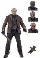 NECA Freddy vs Jason - Ultimate Jason Action Figure New in Box