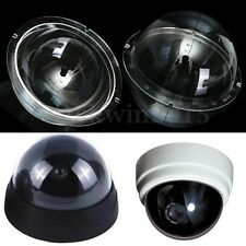 4 Inch Acrylic Indoor / Outdoor CCTV Extended Clear Dome Ceiling Camera Cover