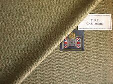 KITON 100% CASHMERE JACKETING FABRIC, EXCLUSIVE FOR KITON–MADE IN SCOTLAND–2.0 m