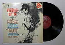 VARIOUS Washboard Rhythm LP Ace Of Hearts Rec AH-55 UK 1963 NM- 6E