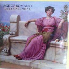 CALENDRIER 2012 ROMANTIQUE VICTORIEN Fine Art Peintures Illustration Nouvelle pour encadrement