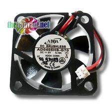 40mm x 10mm 5V Sleeve Bearing Fan w/ 2 Pin mini connector 5V 6.7 CFM, 6000 Rpm